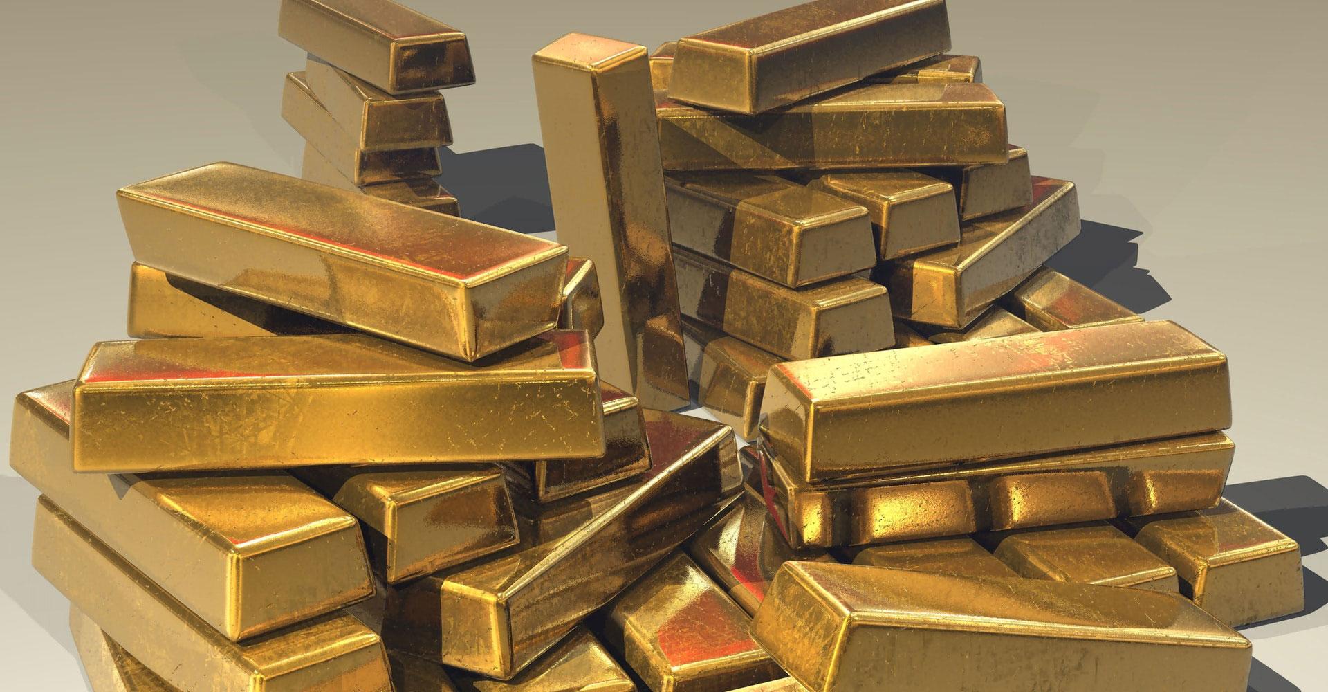 Gold-Slide